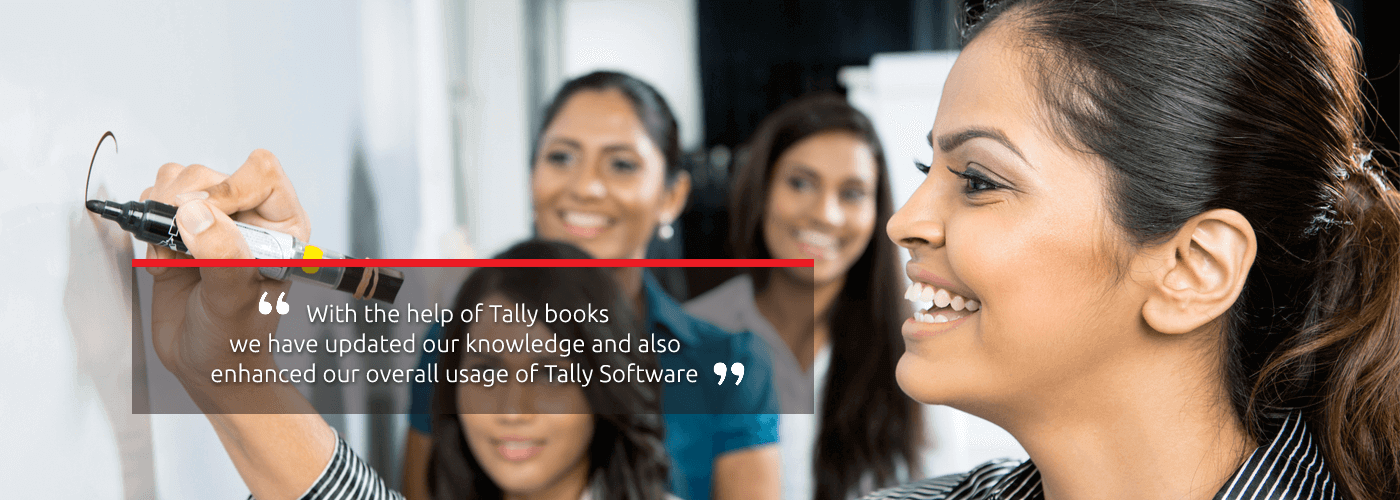 Advanced Tally Course Book - Tally PRO