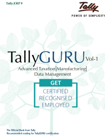 Tally Syllabus Books